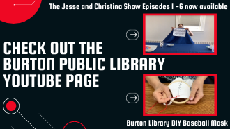 Burton Public Library YouTube