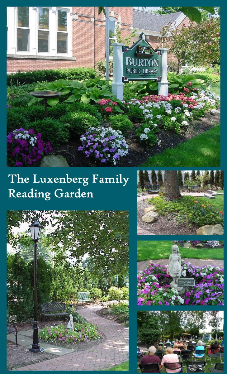 Luxenberg Family Reading Garden